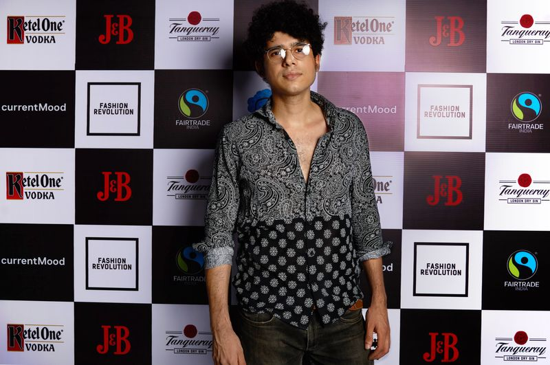 Imaad Shah at currentMood 's 2nd Anniversary issue launch party at the little door, bombay