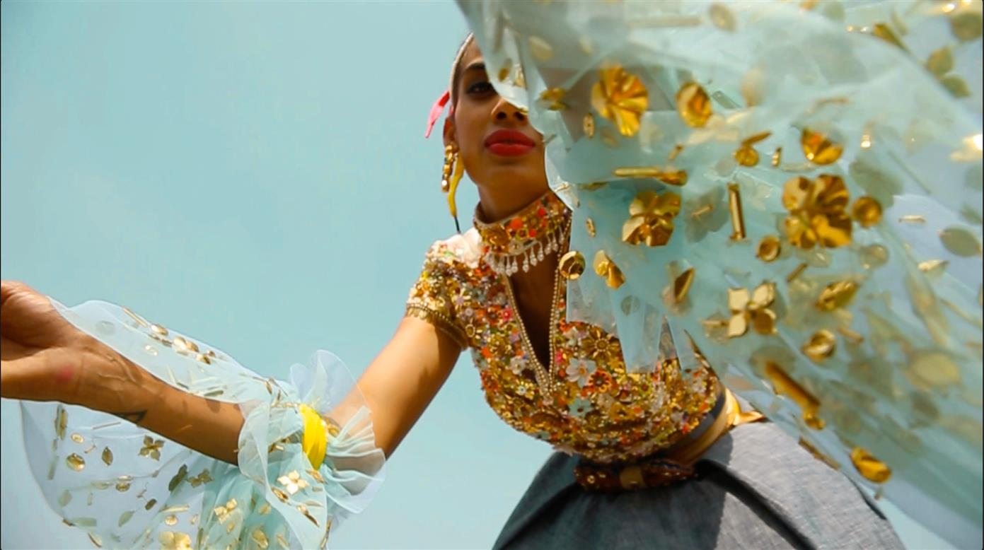 Sky High - Fashion Film By Boa Campbell