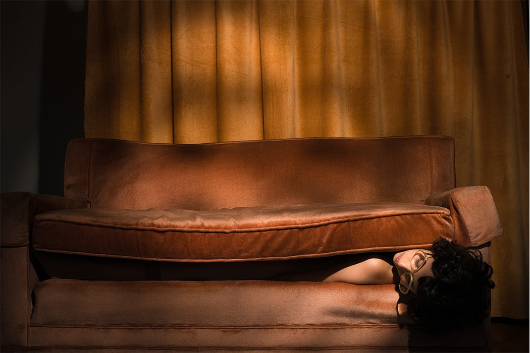 Tania Franco Klein's photography - The couch II