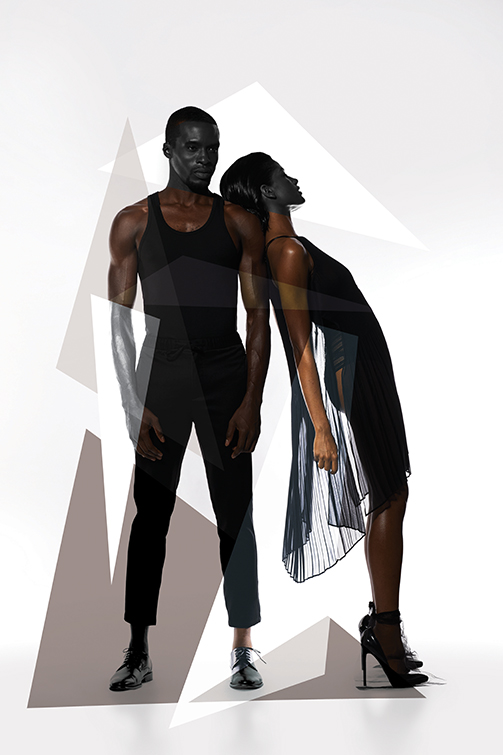 Fashion Custom-made Gown, Shorts & Trouser - Featuring Nikita Sahay & Ryan Atrice | currentMood Issue 1 #colourBlind