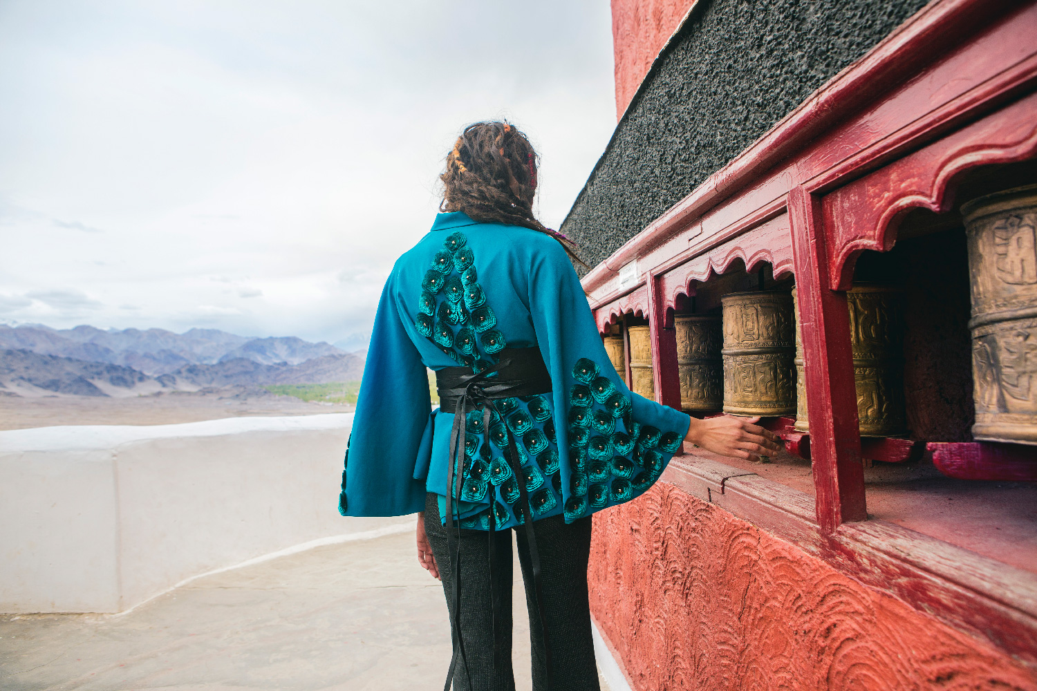 Remembrance Of Things Past | A journey through the ancient monasteries of Ladakh | Photographer: Neha Punjabi | currentMood | Fashion magazine | Fashion and culture | Photography