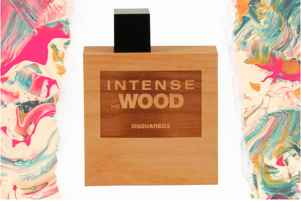 Perfumes - Art by Sarah Harvey - HE Wood Intense : 50 ml