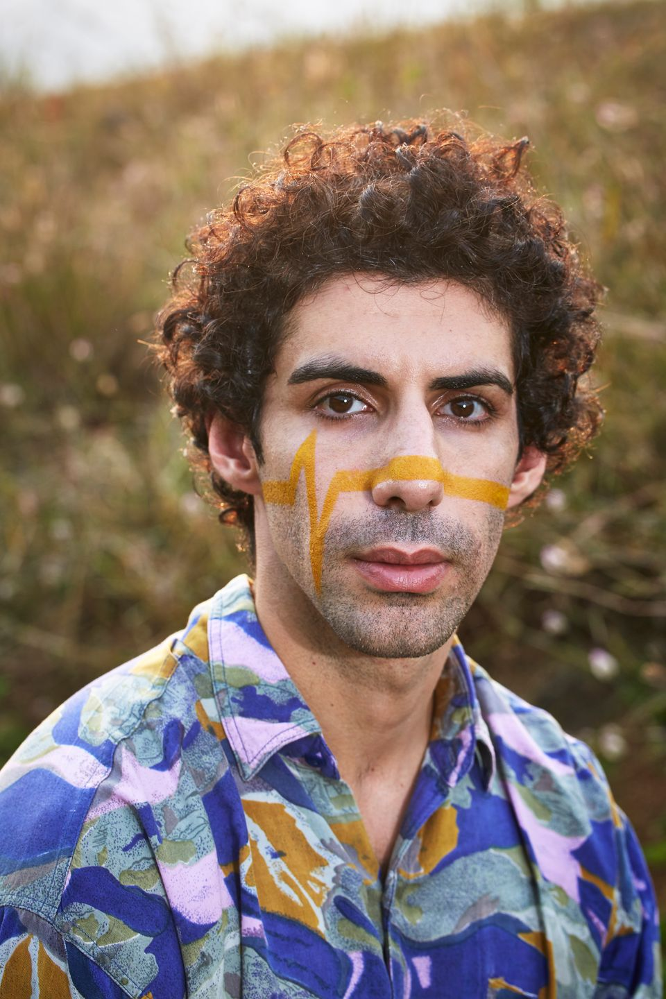 Photography series by Khushboo jain featuring jim sarbh for currentMood magazine