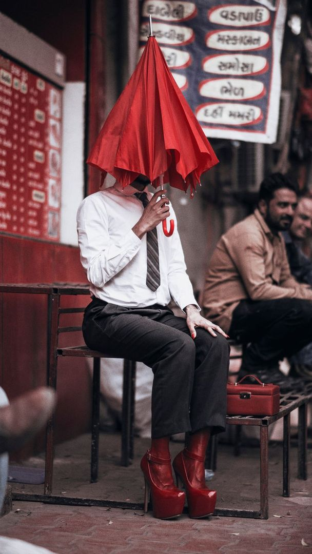 Rohit Srivastava is a National Institute of Design (NID), Ahmedabad, graduate and an independent filmmaker, music director and photographer. His photo series, Azra 3.0 -8