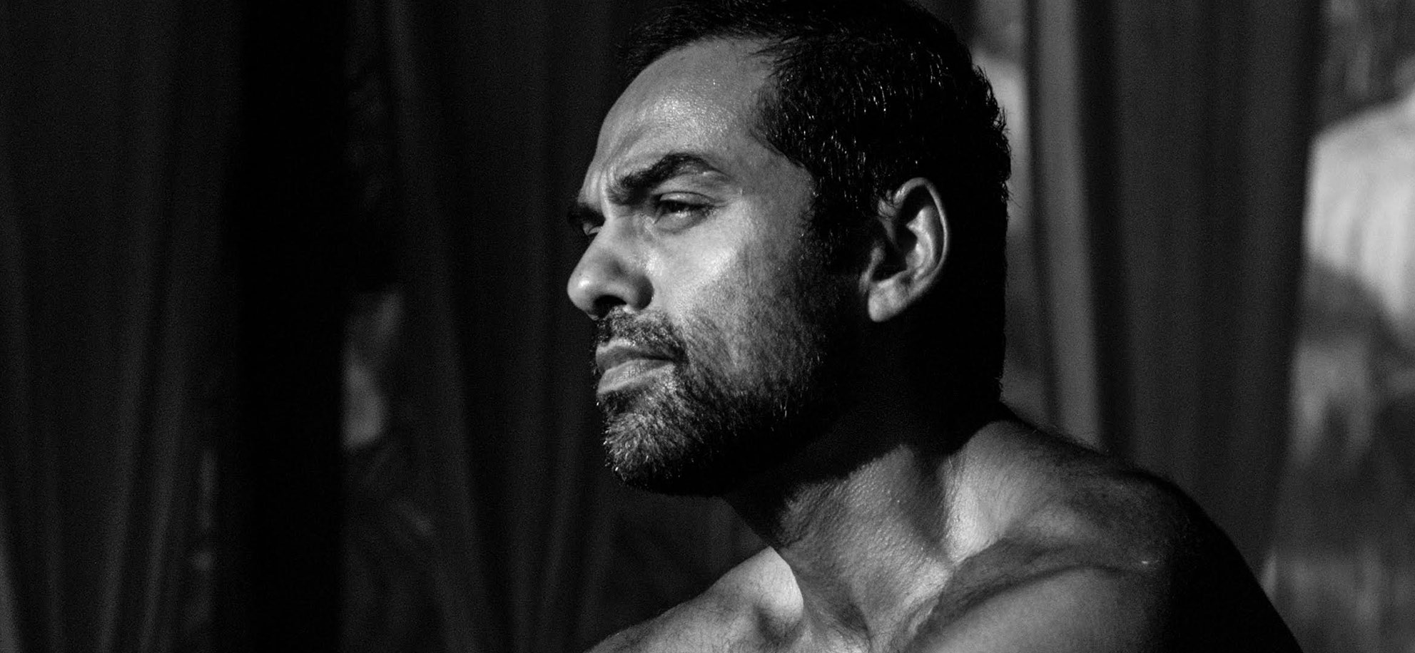 Image result for abhay deol black and white