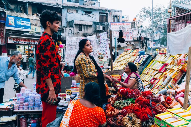 Varun Khandare, Divya Roop and Juhi Taneja explore public reactions to gender neutrality on the streets of Delhi, for currentMood, indian online magazine 3