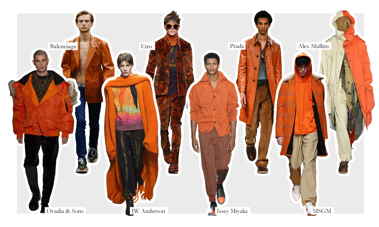 Menswear Trends - Art By Sarah Harvey | Fashion magazine | Fashion magazine in India | Online fashion magazine | Online fashion magazine in India | Indian fashion magazine