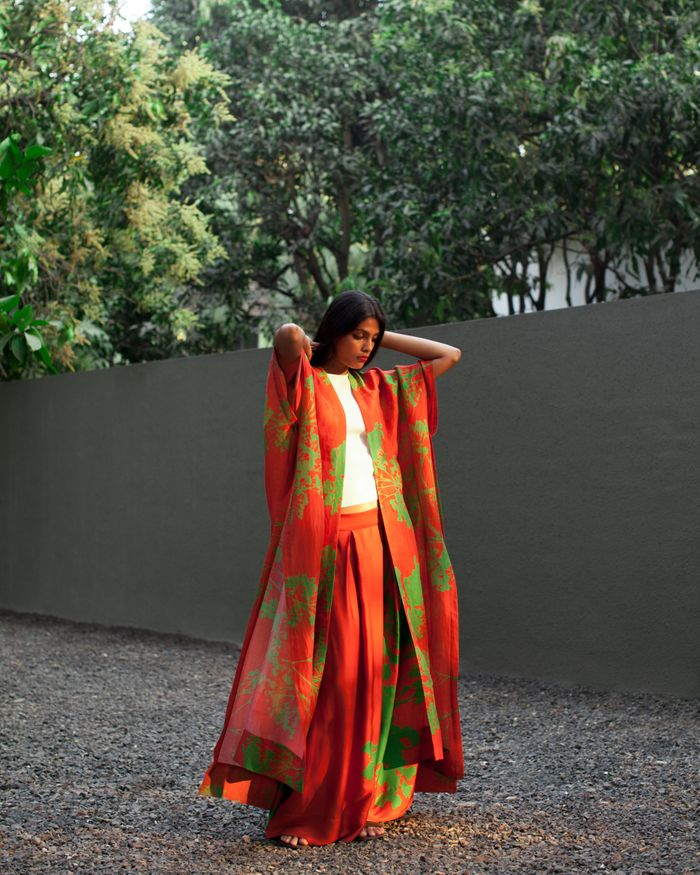 Payal Khandwala SS'20 Campaign Images (12) featured in currentMood magazine