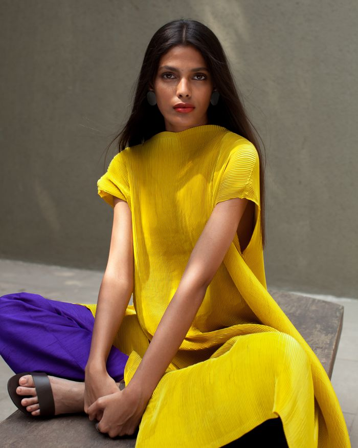 Payal Khandwala SS'20 Campaign Images (23) featured in currentMood magazine