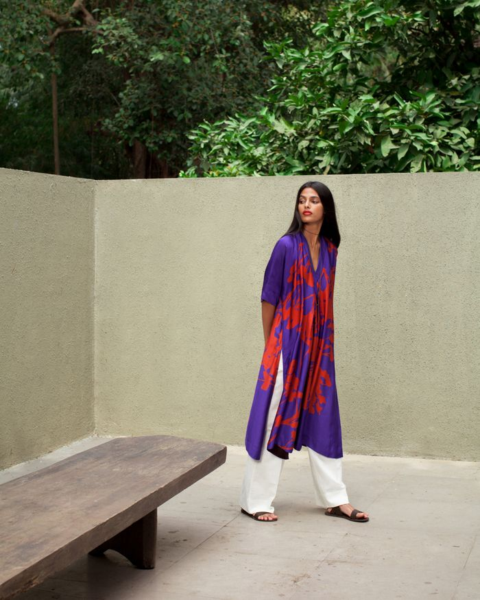 Payal Khandwala SS'20 Campaign Images (4) featured in currentMood magazine