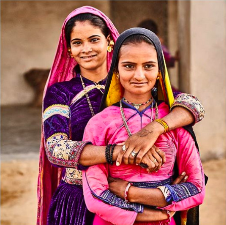 Anita Dongre Grassroot: Fashion That Empowers | currentMood visits Grassroot's craft collective in Bakutra, Gujarat | Images Courtesy: Anita Dongre Grassroot | currentMood | Fashion and culture magazine | Anita Dongre