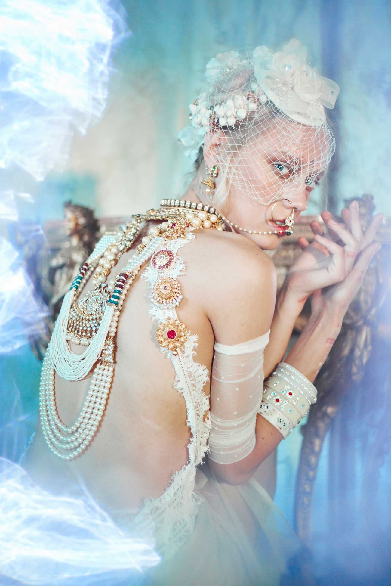 Princess Diaries - Princess Jewellery - Photographed by Shirin Bhakta