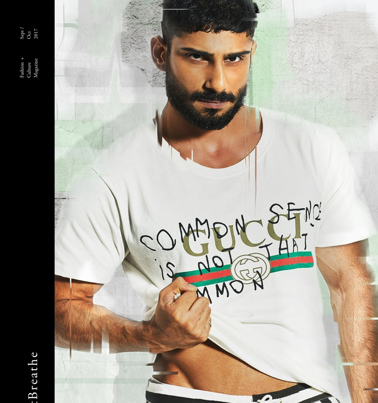 Issue-3 -Justbreathe - Featuring Prateik Babbar depicting the state of mind | Fashion magazine | Fashion magazine in India | Online fashion magazine | Online fashion magazine in India | Indian fashion magazine