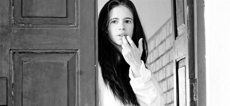 Kalki Koechlin from a still in Margerita With a straw, interviews with currentMood magazine