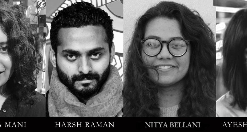 aashita mani, harsh raman, nitya belani, ayesha kapadia, indian illustrators